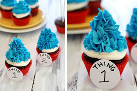 dr seuss cupcakes celebrate dr seuss s birthday eats