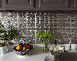 kitchen lowes metal ceiling punched tin backsplash kitchen