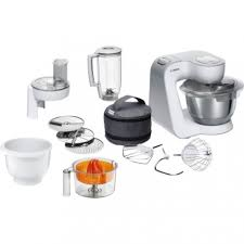 de cuisine bosch mum5 bosch mum5 creationline mum58243 1000w 3 9l white food processor
