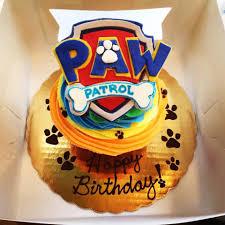 paw patrol cupcakes u2013 cupcake delivers
