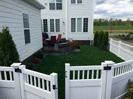 this corner lot will make you stop fence company pennsylvania
