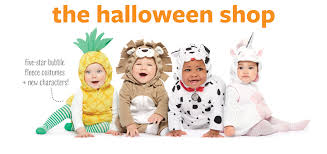 18 Month Boy Halloween Costumes Halloween Shop Baby Toddler U0026 Kids Costumes Carter U0027s Free