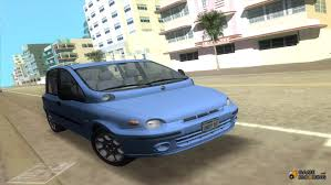 fiat multipla tuning admiral for gta vice city