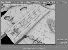 Millennium Falcon Floor Plan by The Millennium Falcon Cgfeedback