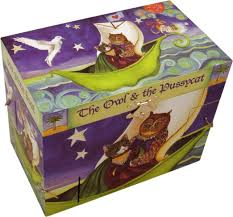 childrens boxes owl cat musical treasure box children s boxes