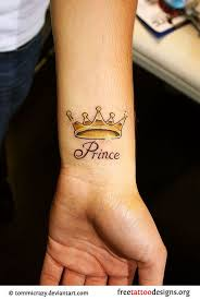 the 25 best crown tattoo on wrist ideas on pinterest future