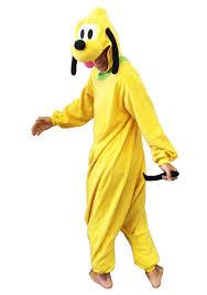 duck halloween mask pluto pajama costume