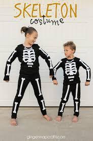 skeleton costume easy diy skeleton costume i dig