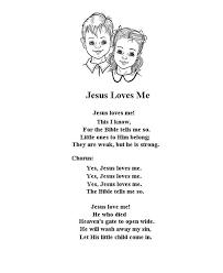 jesus love me song coloring page color luna