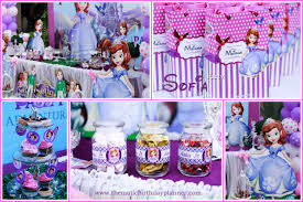 sofia the birthday ideas interior design top birthday theme decoration ideas home style