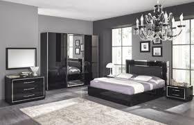 awesome chambre a coucher gris et noir pictures design trends
