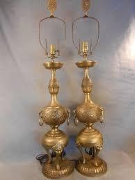 asian table lamp foter