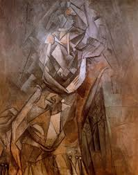 What Is An Armchair Pablo Picasso Cubism Pablo Picasso Man With Violin 1911 12