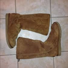 s ugg boots 65 ugg shoes chestnut ugg boots size 8 s n 5119 from