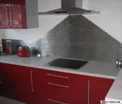 revetement mural inox pour cuisine revetement mural cuisine inox 14 cr233dence de cuisine carrelage