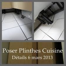 plinthe de cuisine repeindre votre cuisine personnaliser vos plinthes que cache ma