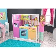 cuisine dinette enfant cuisine dinette en bois pour enfant taille couleur