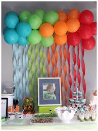 birthday decorations birthday party decoration ideas 25 unique birthday decorations