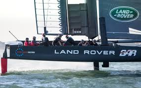 land rover racing latest news sevenstar racing yacht logistics named as official