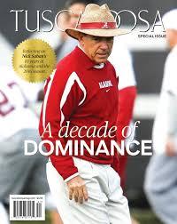 Nick Saban Resume Tuscaloosa Magazine Special Issue 2017 By Tuscaloosa News Issuu