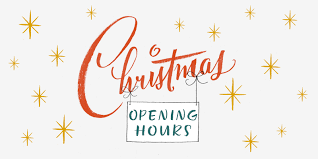 colchester christmas opening hours fenwick