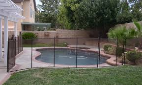 pvc fence lock tags homemade pool fence home designs fencing