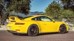 porsche gt3 price 2018 porsche 911 gt3 release date price and specs roadshow