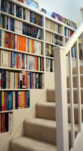 Bookshelves Nyc by Wood Stairs Designed Built Installed Repaired Nyc New York City Ny