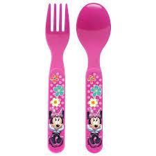 plastic silverware gopak minnie mouse plastic flatware set for sale minnie s