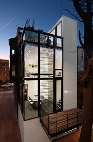 modern day houses barcode house david jameson architect archdaily