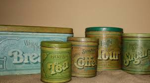 retro canisters kitchen s decor kitchen canister sets vintage canisters 62 best kitchen 50