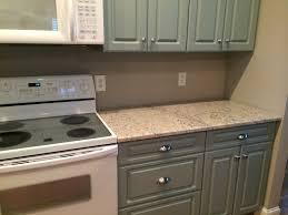 kitchens without backsplash kitchen glass backsplash on cool no backsplash in kitchen home