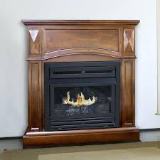 natural gas fireplaces canada dual fuel vent free wall mount natural gas fireplace ventless natural gas