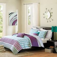 Purple And Teal Bedding Buy Teal And White Bedding Set From Bed Bath U0026 Beyond