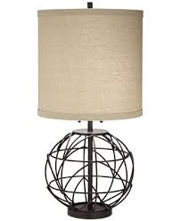 Globe Table Lamp Pacific Coast Alloy Globe Table Lamp Lighting U0026 Lamps For The