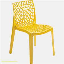 chaises jaunes chaises jaunes charmant chaise de jardin en résine grafik jaune