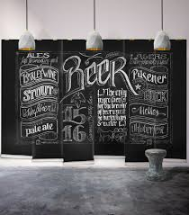 chalkboard beer wall mural wallpaper republic wallpaper chalkboard beer wall mural wallpaper republic