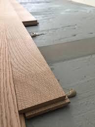 Installing Engineered Hardwood Flooring Over Radiant Heat Radiant Heat Hardwood Floors Radiant Heat Hardwood Floors
