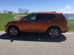nissan rogue awd review 2017 nissan rogue sl awd chch