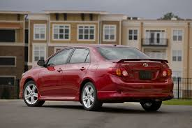 2007 Toyota Corolla Le Reviews All New 2009 Toyota Corolla And Matrix Pricing Released The