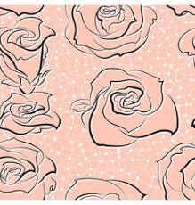 rose ornamental royalty free vector image vectorstock