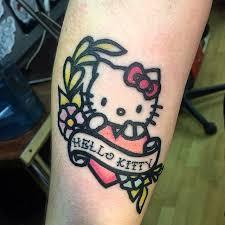 85 best hello kitty tattoos images on pinterest hello kitty