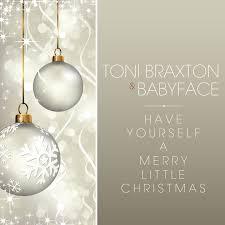 merry christmas single toni braxton