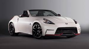 nissan 370z meet nissan u0027s 370z nismo roadster top gear