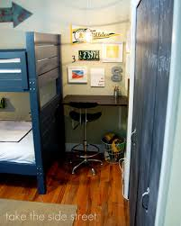 Plans For Building Built In Bunk Beds by Ana White Side Street Bunk Beds Diy Projects