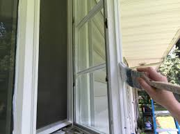 Painting Stained Wood Trim How To Prep Exterior Wood Trim For Painting Best Exterior House