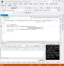 jni tutorial linux co debugging jni with android studio and visual studio visualgdb
