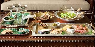 Shop Luxury Decorative Serving Trays & Serving Platters Handle