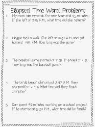 photos 3rd grade elapsed time problems best games resource