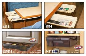 add a drawer under a table add a drawer smart solutions rv solutionsrv accessoriesrv drawers